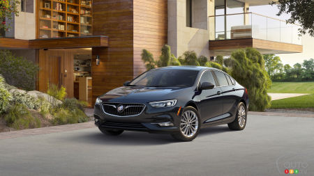 Big news – Buick Regal gets a hatch for 2018