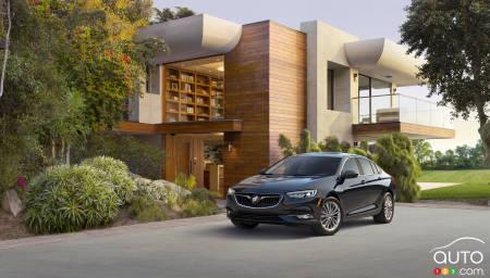La Buick Regal Se Dote D Un Hayon Pour 2018 Actualites Automobile