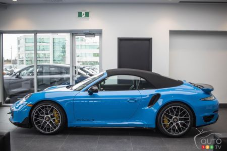 Porsche Canada Now Offers Unlimited Mileage Coverage Car