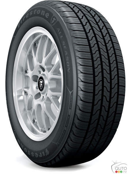 Bridgestone unveils new Firestone All Season tire