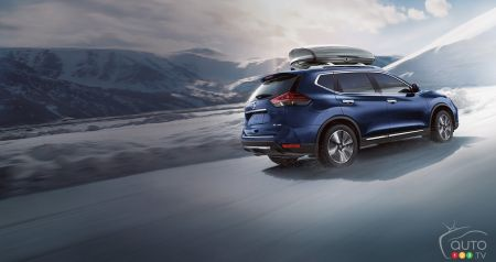 The 2017 Nissan Rogue Proves its Mettle on Snow