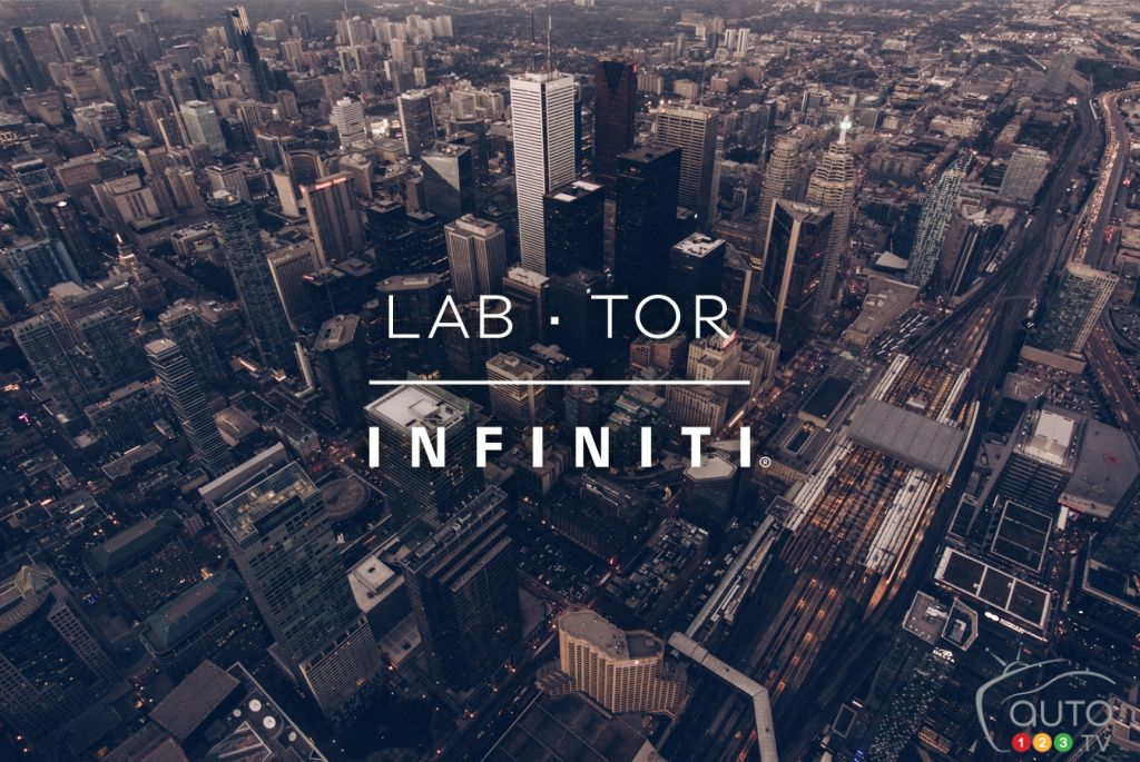 INFINITI LAB in Toronto Set to Help Young Canadian Businesses
