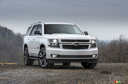New Chevrolet SUVs With More Street Cred