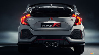 New York 2017: Honda Civic Type R and 2 Very Different Stablemates