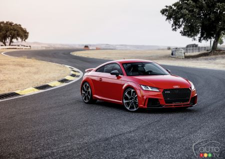 New York 2017: Audi Introduces 2 New Road Rockets