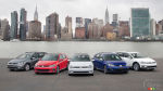 New York 2017: A 2018 Volkswagen Golf Family Get-Together