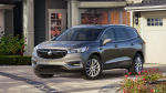 New York 2017: Discover the Redesigned 2018 Buick Enclave