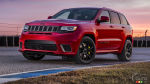 New York 2017: 707-hp Jeep Grand Cherokee Trackhawk is made to devour tarmac