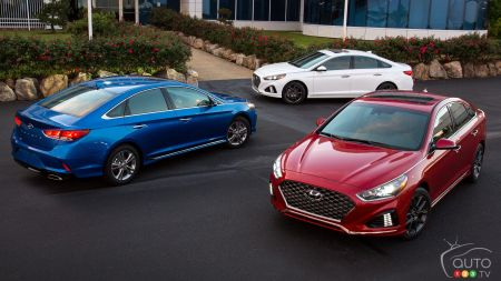 New York 2017: Hyundai Sonata New & Improved, Again