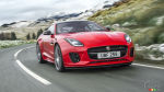 New York 2017: How Does a 4-Cylinder Jaguar F-Type Sound?
