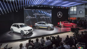 New York 2017: Mercedes-Benz and its many premieres