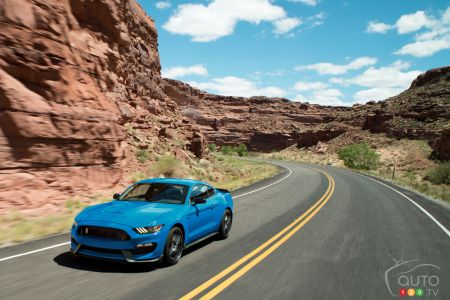 Ford Mustang Shelby GT350 & Shelby GT350R Confirmed for 2018