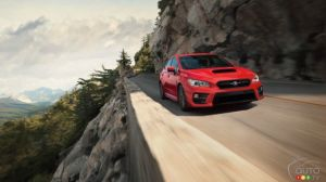 2018 Subaru WRX pricing and more details announced