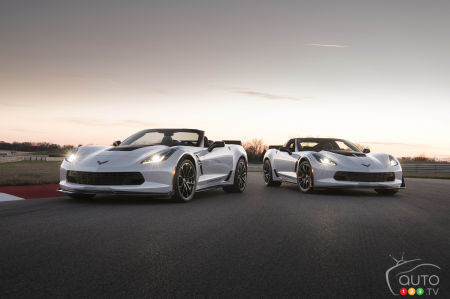 Chevrolet Corvette Turns 65, New Carbon 65 Edition Introduced