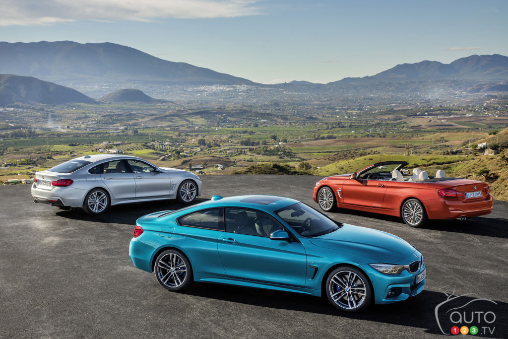 2018 BMW 4 Series: Tons of New Features for Only $500 More