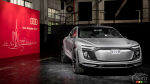 Shanghai 2017: Audi follows Volkswagen's EV lead