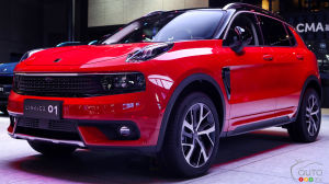Shanghai 2017: LYNK & CO Promising Big Things