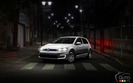 2017 Volkswagen e-Golf: All Limited-Edition Cars Reserved!