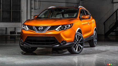 Big Nissan Surprise: New Qashqai SUV Priced at $19,998