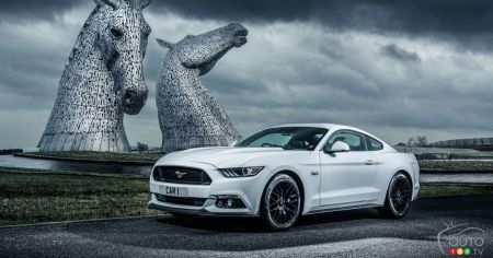 Ford Mustang, global king of sports car sales