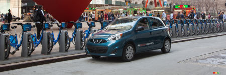 Discovering New York City With the 2017 Nissan Micra