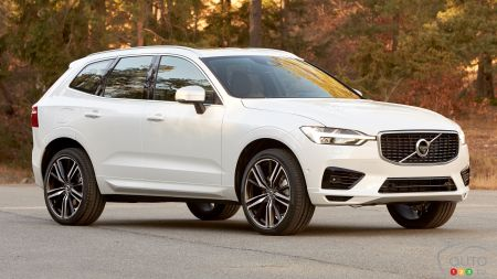 2018 Volvo XC60 priced from $45,900, but check the hybrid!