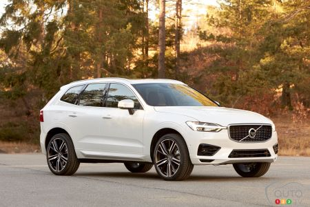 the new 2018 volvo xc60 is yours for $45,900 | car news | auto123