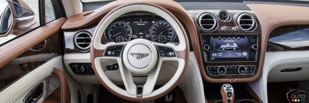 The 10 Best Car Interiors Of 2017 According To Wards News
