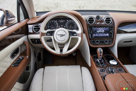 Are These The 10 Best Car Interiors In 2017