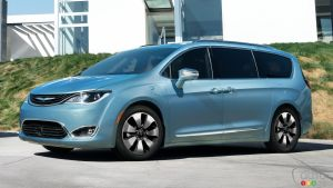 Enfin une Chrysler Pacifica hybride plus abordable!