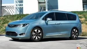 Enfin Une Chrysler Pacifica Hybride Plus Abordable