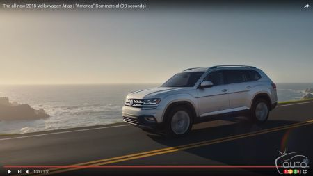 Discover the Volkswagen Atlas in 8 New Commercials