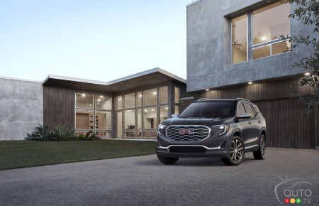 Canadian Pricing Announced for 2018 GMC Terrain & its 3 Turbo Engines
