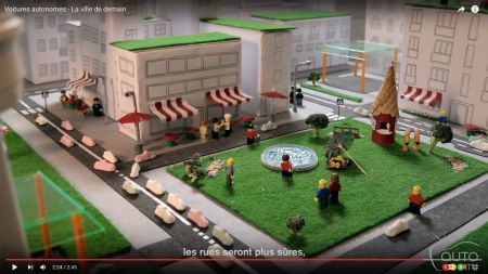 Tomorrow's Cities and Roads… the LEGO Versions!