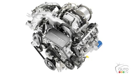 Meet the engine that gives you 910 lb-ft of torque!