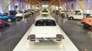 First Mazda Museum in Europe Opens