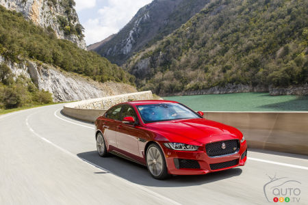 2017 Jaguar XE 20d AWD: A Chance to Progress