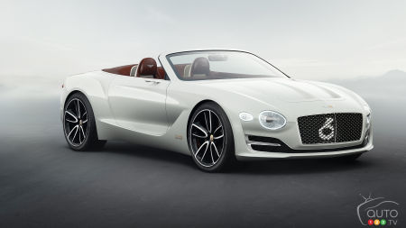 Bentley Renews Commitment to Hybrid and Electric Cars
