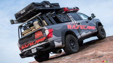 Nissan TITAN PRO-4X Project Basecamp: New King of the Mountain
