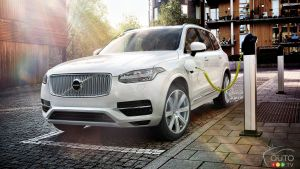 Electrification is the way of the future at Volvo