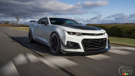 Ultimate Track-Day Camaro Back for 2018