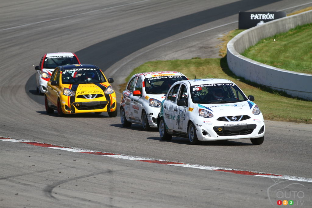 2017 Nissan Micra Cup Starts Today