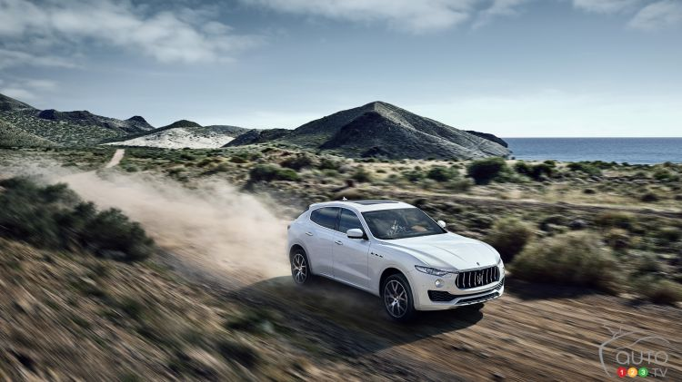 2017 Maserati Levante is Set to Boost Maserati Fortunes