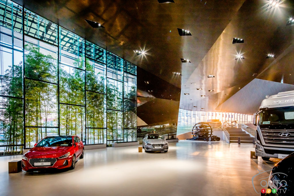 Hyundai's Gorgeous New Experience Centre in Korea Now Open