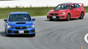 2018 Subaru WRX and WRX STI Finally Put to the Test
