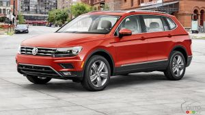 2018 Volkswagen Tiguan Gets the Most Advanced 2.0L TSI Engine Ever