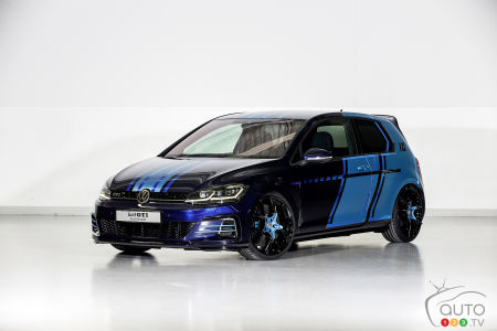 Wörthersee 2017: Exciting and Electrified Volkswagen GTI Models on Display