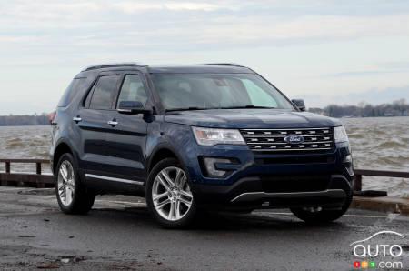 Ford Explorer Ecoboost >> 2017 Ford Explorer Does Just Fine On 4 Cylinders Car