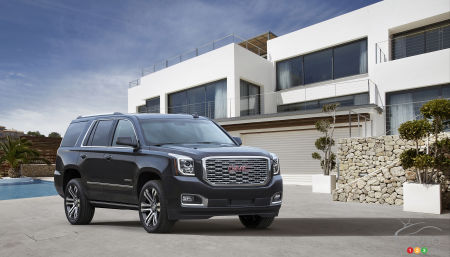 2018 GMC Yukon Denali, More Refined Than Ever