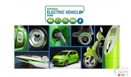 Montreal Electric Vehicle Show: A First in Canada